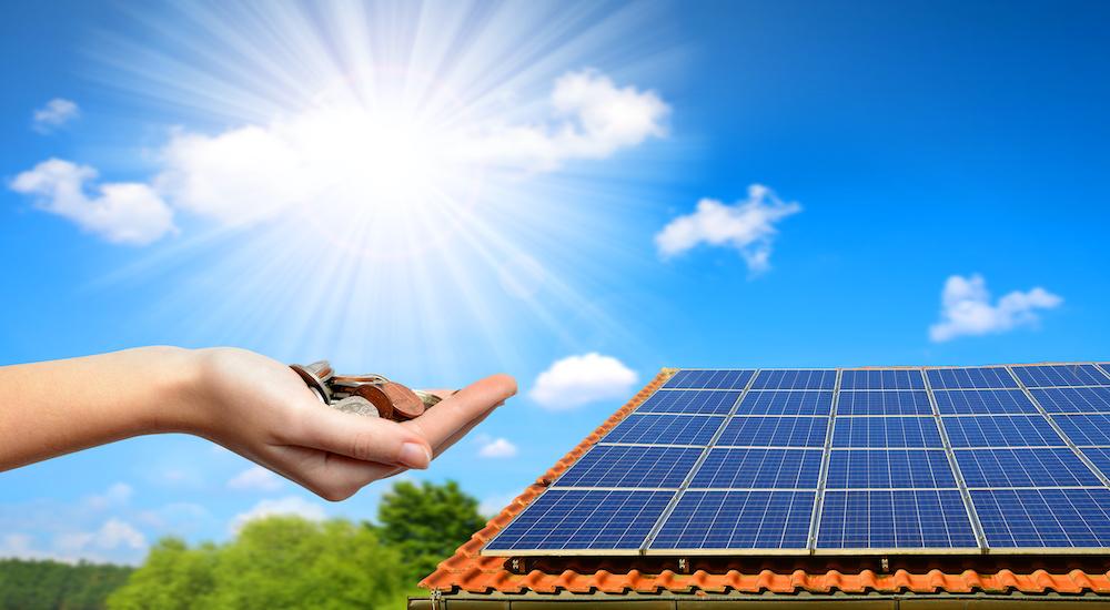 parama saules elektrinems